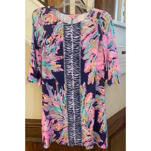 XS VGUC Lilly Pulitzer Ophelia Swing Dress
